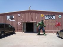 Red Barn Antiques & Collectibles in El Paso, Texas