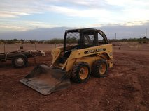 Skid Steer loader for hire in Alamogordo, New Mexico