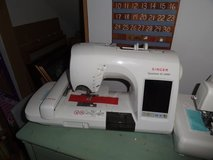 Singer Embrodiery Machine in Fort Campbell, Kentucky