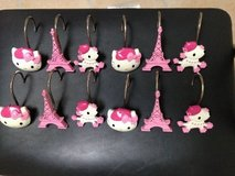 Hello Kitty Curtain Hooks in 29 Palms, California
