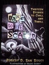 Dare to be Scared: 13 Stories to Chill and Thrill book in Camp Lejeune, North Carolina