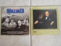 The Sounds and Voices of World War II/ The Voice of Winston Churchill in Las Cruces, New Mexico