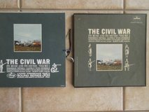 The Civil War: Its Music and its Sounds - 4 Stereo LP Records in Las Cruces, New Mexico
