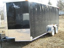 NEW! 7' X 16' Cargo Trailer - V nose in Fort Knox, Kentucky