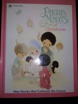 Precious Moments of Christmas: Nine Stories to Celebrate the Season book in Camp Lejeune, North Carolina