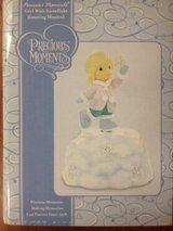 Precious Moments Snowflake Girl musical figure NIB in Fort Campbell, Kentucky