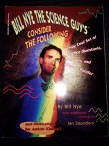 Bill Nye The Science Guy's Consider the Following: A Way Cool Set of Science Questions, Answers, in Camp Lejeune, North Carolina