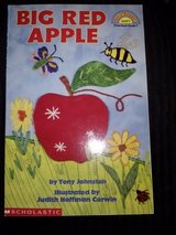 Big Red Apple softcover book in Camp Lejeune, North Carolina