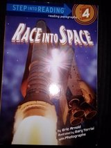 NEW Race into Space book in Camp Lejeune, North Carolina