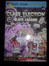 The Class Election From The Black Lagoon #3 softcover book in Camp Lejeune, North Carolina