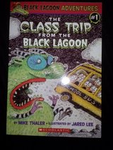 The Class Trip From The Black Lagoon #1 softcover book in Camp Lejeune, North Carolina