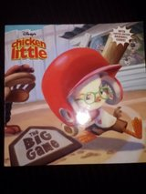 Disney's Chicken Little-The Big Game book in Camp Lejeune, North Carolina