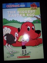 Clifford The Big Red Dog: The Biggest Easter Egg book in Camp Lejeune, North Carolina