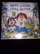 Happy Easter, Little Critter book in Camp Lejeune, North Carolina