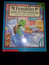 Franklin Goes to the Hospital book in Camp Lejeune, North Carolina