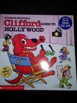 Clifford Goes to Hollywood book in Camp Lejeune, North Carolina