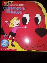 Clifford's Hiccups book in Camp Lejeune, North Carolina
