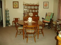 Oval dining room suite in Alamogordo, New Mexico