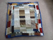 beautiful scrappy patchwork style handmade quilt in Spring, Texas